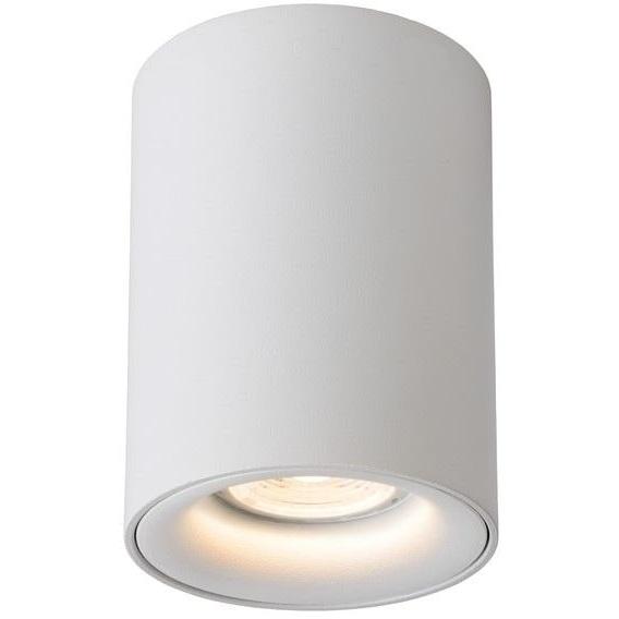 Lampa Spot tuba Bentoo 8 Led Biały Lucide do kuchni, przedpokoju i i salonu.