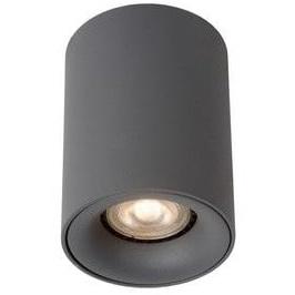 Lampa Spot tuba Bentoo 8 Led Szary Lucide do kuchni, przedpokoju i i salonu.