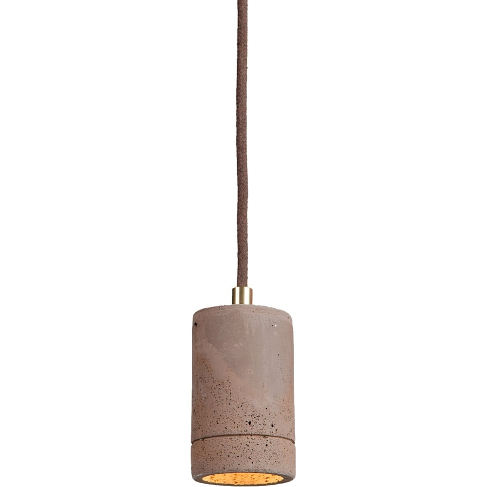 Lampa wisząca  Kalla 11 LOFTLIGHT brązowa