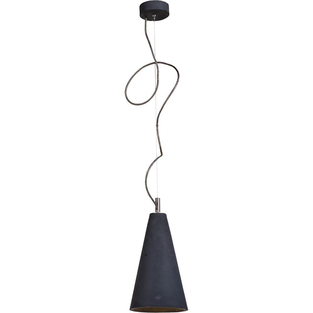 Lampa wisząca  KOBE 2 LoftLight czarna