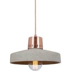 Lampa wisząca  Korta 2 LOFTLIGHT naturalna miedź