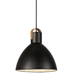 EAGLE lampa wisząca 22cm czarna
