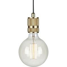 ETUI lampa wisząca 1L mosiądz