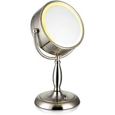 FACE lampa stołowa 1L stalowa