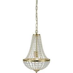 GRÄNSÖ 30cm lampa wisząca szczotkowana mosiądz