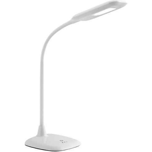Lampa stołowa Nele LED biała