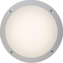 Plafon zewnętrzny okrągły Medway 31 Led IP65 Biały Brilliant na taras.