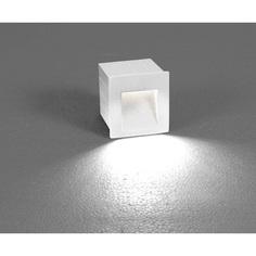 Kinkiet ścienny STEP LED biały