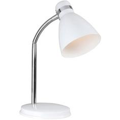 Lampa stołowa Cyclone biała