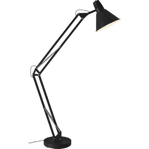 Lampa stojąca Winston czarna
