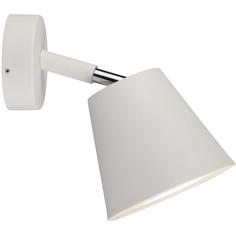 Kinkiet ścienny IP S6 biały