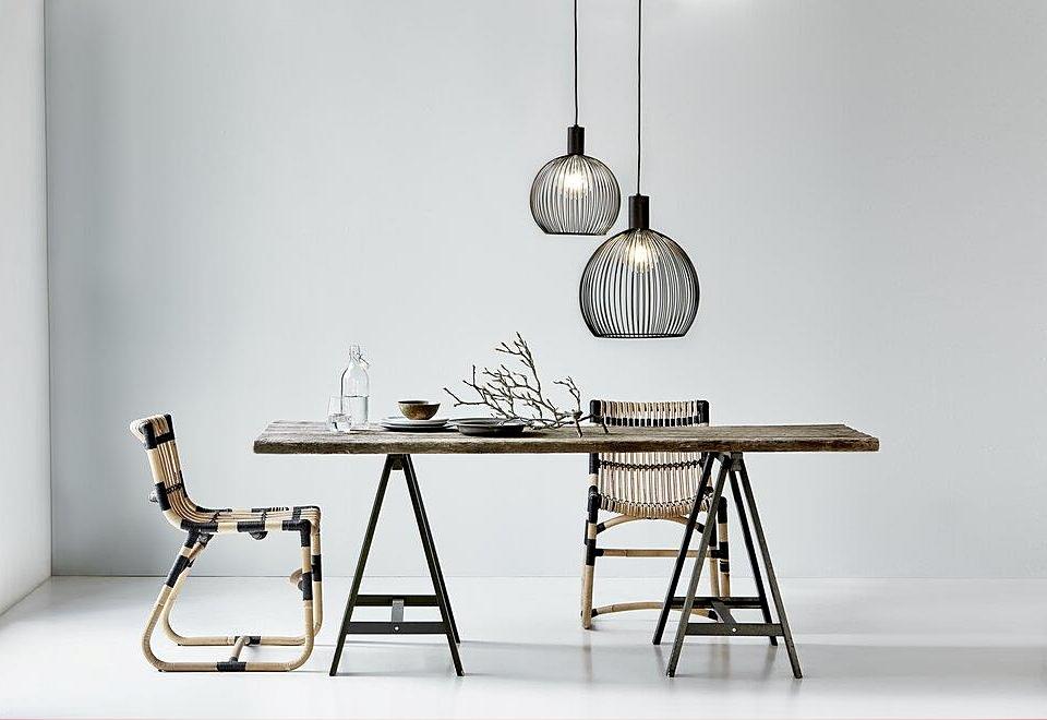 Zobacz Kolekcję Lamp Drucianych